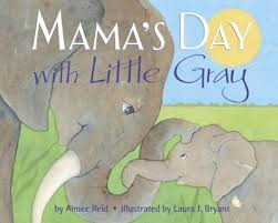 Mother's Day books at the library!
